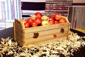 Как сохранить яблоки на зиму в погребе