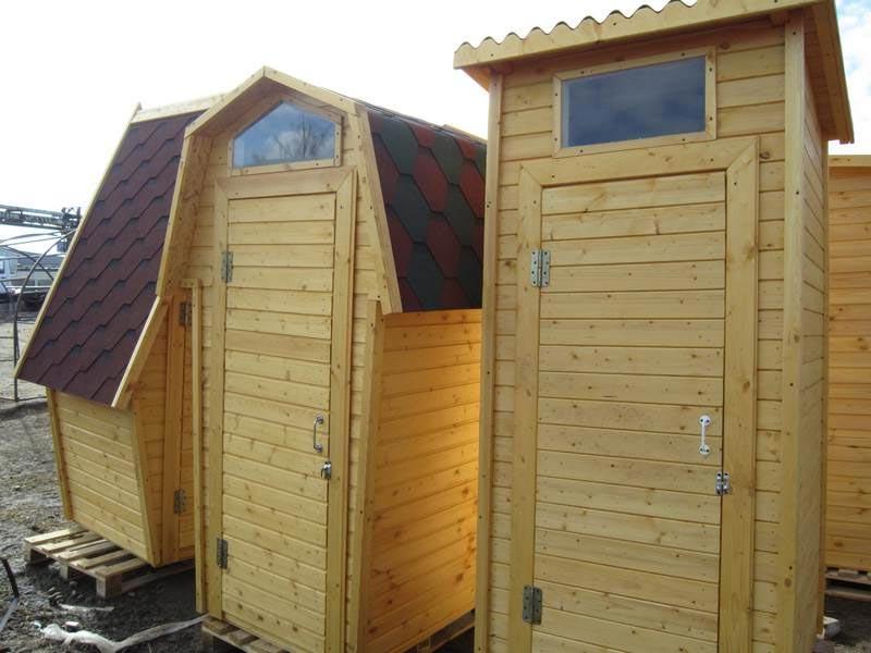 Туалет в загородном доме и возможные вариации конструкций