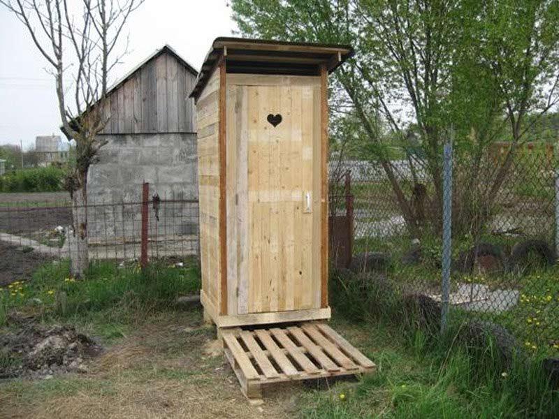 Туалет в загородном доме и его правильное размещение на участке