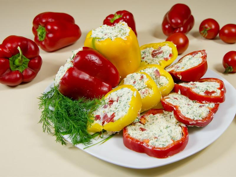 Болгарский перец: польза и вред при приготовлении блюд