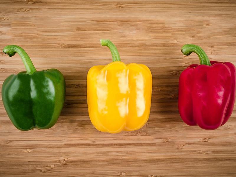 Болгарский перец: польза и вред, есть ли разница в цвете