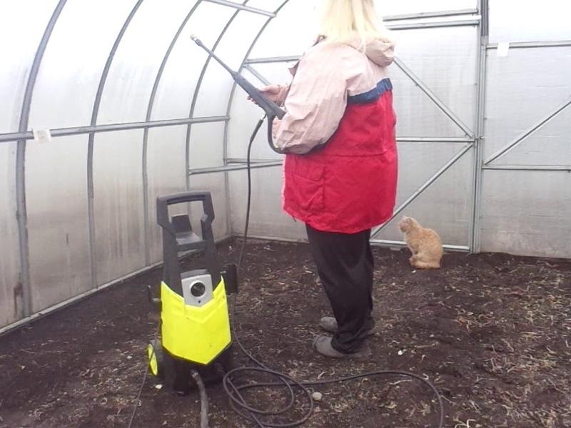 Медный купорос осенью и обработка теплицы с дезинфекцией