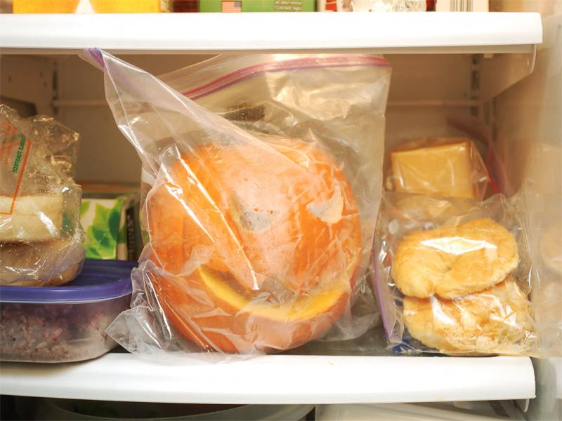 Как правильно хранить тыкву в домашних условиях в холодильнике