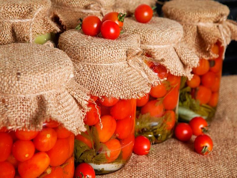 Как готовить помидоры с желатином