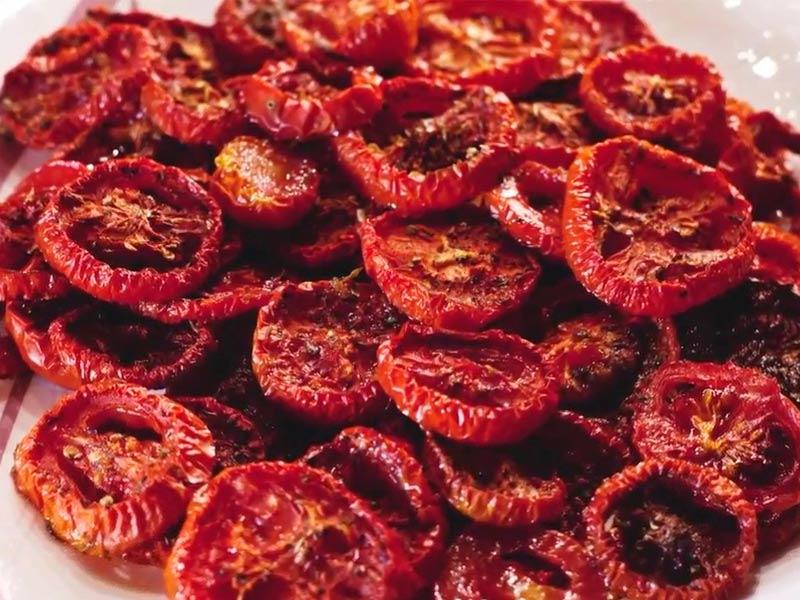 Сушеные томаты